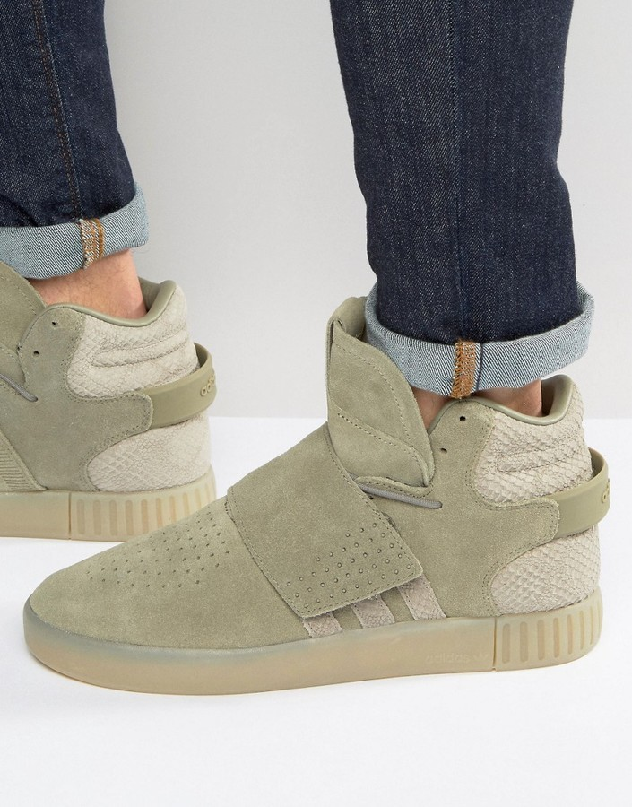 adidas Originals Tubular Invader Str Sneakers