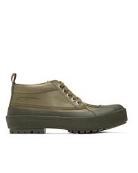 Jacquemus Khaki Les Meuniers Boots