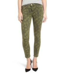 Current/Elliott The Stiletto Crop Skinny Jeans