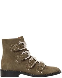 Givenchy 20mm Prue Studded Leather Ankle Boots