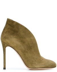 Gianvito Rossi Vamp Booties