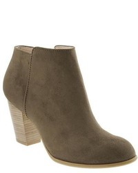 Old Navy Sueded Ankle Boot