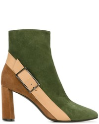 Casadei Buckle Detail Boots