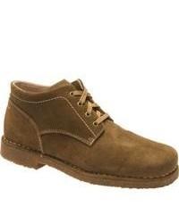 Drew bryan tan suede boots medium 95580