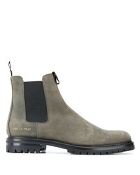 Common Projects Suede Ankle Boots