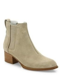 Rag & Bone Walker Ii Suede Chelsea Booties