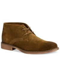 Calvin Klein Jeans Orrick Suede Chukka Boots Shoes