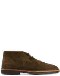 Golden Goose Deluxe Brand Desert Ankle Boots