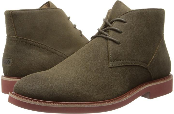 ... Suede Desert Boots Polo Ralph Lauren Torrington Chukka Nt ...