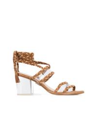 Velvet sandals medium 7289693