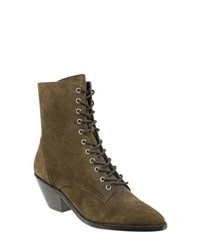 MARC FISHER LTD Bowie Lace Up Boot