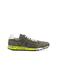 Premiata Eric Lace Up Sneakers