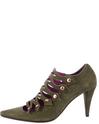 Etro Suede Pumps