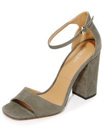 Michael Kors Michl Kors Collection Rosa Ankle Strap Sandals