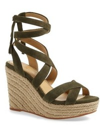 Janice espadrille wedge sandal medium 4136348