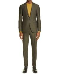 Ermenegildo Zegna Achillfarm Suit