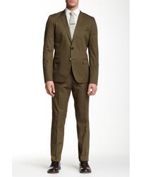 Hugo Boss Artiheggins Extra Trim Fit Suit