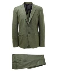 Mr Start Mr Start Flannel Cheshire Suit