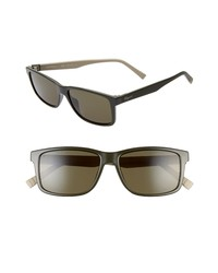Salvatore Ferragamo 57mm Square Sunglasses