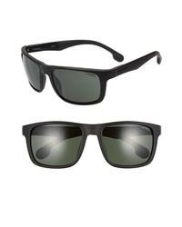 Carrera Eyewear 57mm Wrap Sunglasses