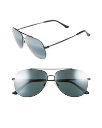 Maui Jim Cinder Cone 58mm Polarizedplus2 Aviator Sunglasses