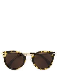 Cline Eyewear Round Frame Sunglasses