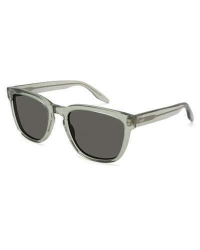 fd015ce42b9 ... Barton Perreira Coltrane Square Acetate Polarized Sunglasses Green ...