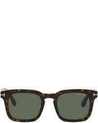 Tom Ford Dax Square Sunglasses