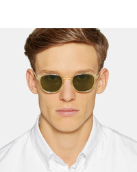 Amazing Price For Sale Oliver Peoples 'Fairmont' sunglasses Supply Clearance Low Price Cheap Sale Cheapest Fashionable Cheap Price HWmdH