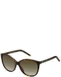 Marc Jacobs Gradient Squared Cat Eye Sunglasses