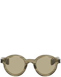 Eyevan 7285 Green 788 Sunglasses