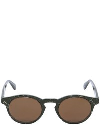 Italia Independent I I 926 Marble Effect Sunglasses