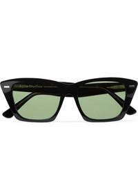 Acne Studios Ingridh Square Frame Acetate Sunglasses
