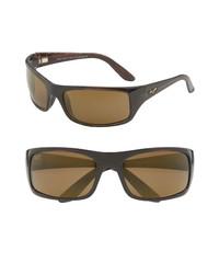 Maui Jim Peahi Polarizedplus2 67mm Sunglasses