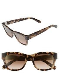 Bobbi Brown The Ellie 51mm Sunglasses Black
