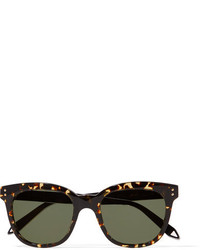 Victoria Beckham The Vb D Frame Acetate Sunglasses Tortoiseshell