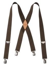 Dickies J Clip Suspenders Olive