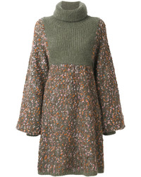 Cocoon sweater dress medium 4414191
