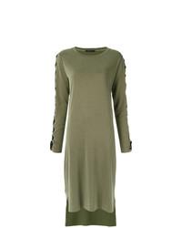 Uma Raquel Davidowicz Midi Dress