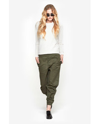 Band Of Outsiders Sateen Sweatpant