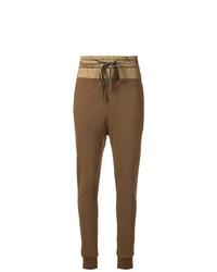 Ann Demeulemeester Drawstring Track Pants