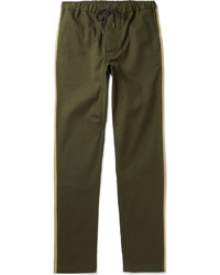 Fanmail Organic Cotton Twill Drawstring Trousers