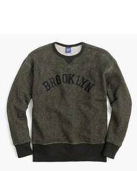 J.Crew Ebbets Field Flannels Brooklyn Eagles Sweatshirt