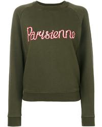 MAISON KITSUNE Maison Kitsun Parisienne Sweatshirt