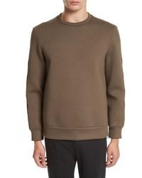 Neil Barrett Military Insignia Sweatshirt