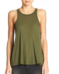 Free People Long Beach Oversized Tank