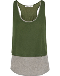 Elizabeth and James Sada Layered Jersey Tank