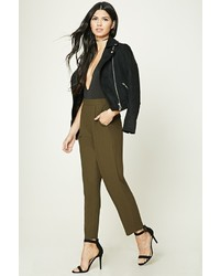 Forever 21 Pleated High Waisted Pants