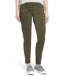 Utility Stretch Cotton Pants