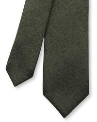 Banana Republic Flannel Skinny Tie